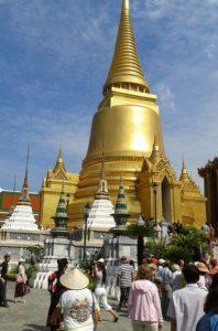 thailand rundreise auf eigene faust. Tempel Bangkok