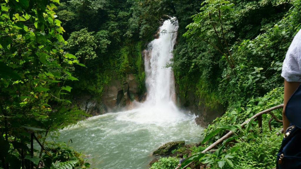 Wasserfall Rio Celeste